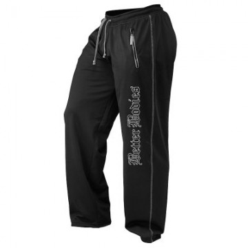 Better Bodies Flex Pant Musta/harmaa