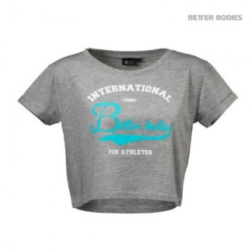 Better Bodies Cropped t-paita