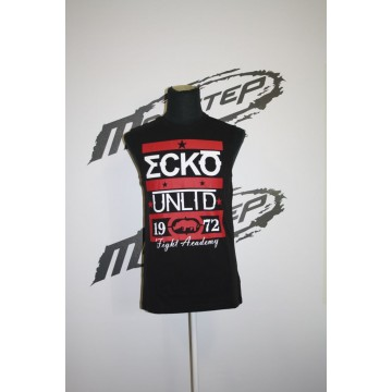 Ecko MMA I Run This Tank Musta