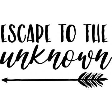 Escape To The Unknown-tarra