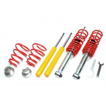 TA Technix coilover kit Audi TT Quatro