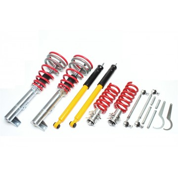 TA Technix coilover kit Mercedes C-Class W203
