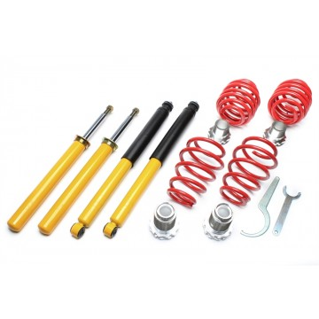 TA Technix coilover kit Opel Vectra A