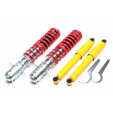 TA Technix coilover kit VW Caddy 1