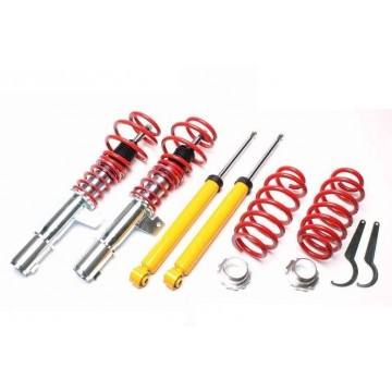 TA Technix coilover kit VW Jetta 3