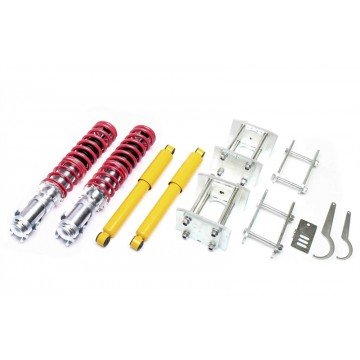 TA Technix coilover kit Seat Inka