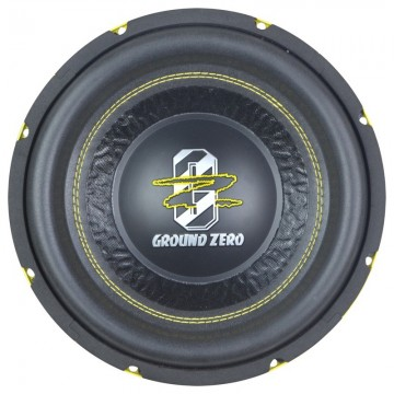 "Ground Zero GZIW 10SPL 10"" Subbari"