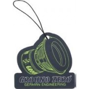 Ground Zero Car Freshener Green Tea