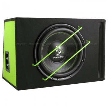 Ground Zero GZIB 3000XSPL Green