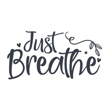 Just Breathe -tarra