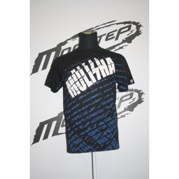 Metal Mulisha White Noise Tee Musta