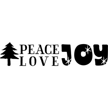 Peace Love Joy 2