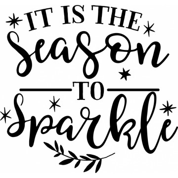 It Is The Season To Sparkle