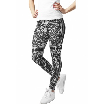 Urban Classics Ladies Ornament leggings