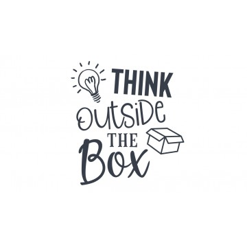 Think Outside The Box -tarra