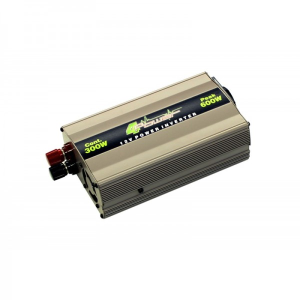 4POWER Invertteri 300Wrms/600Wmax