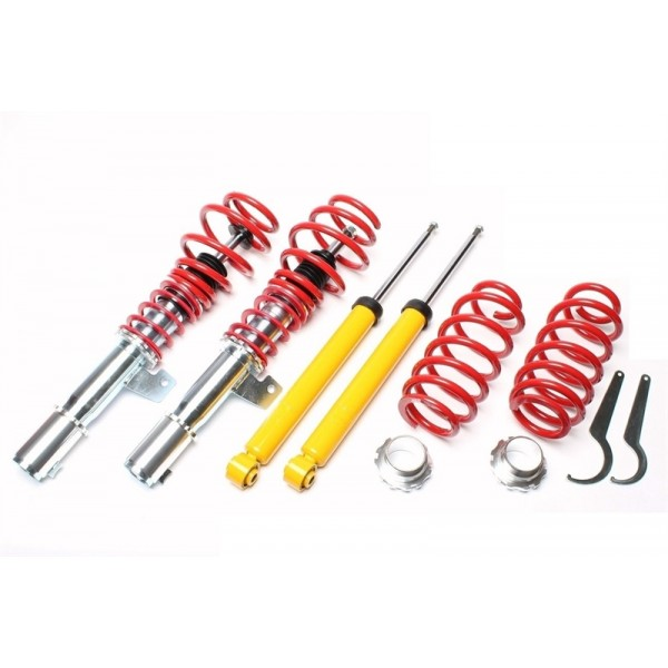 TA Technix coilover kit VW Golf 5 Plus