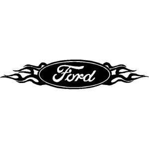 Ford In Flames