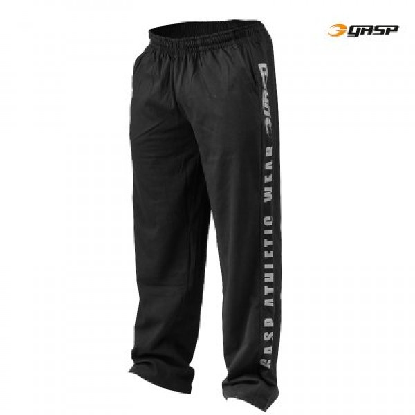 Gasp Jersey Training Pant Antrasiitinharmaa