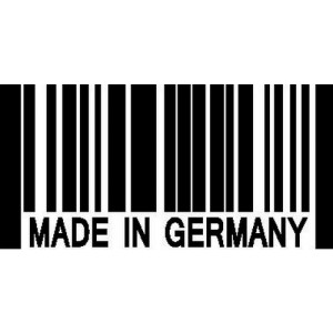 Made In Germany -tarra