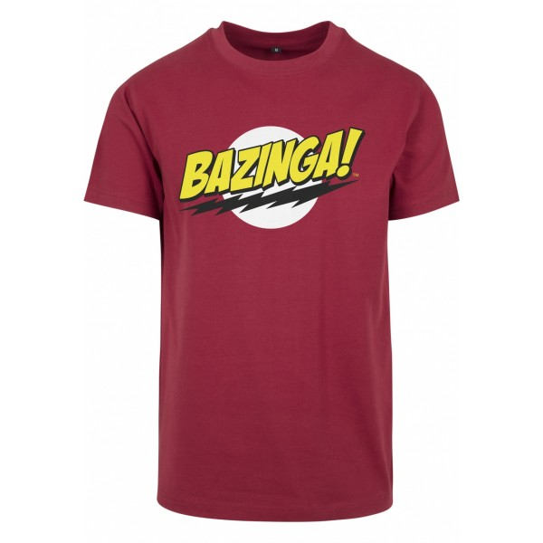 Big Bang Theory Bazinga Tee