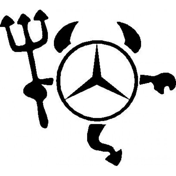 Mercedes Benz Devil