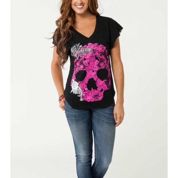 Metal Mulisha Doylie Dolman top
