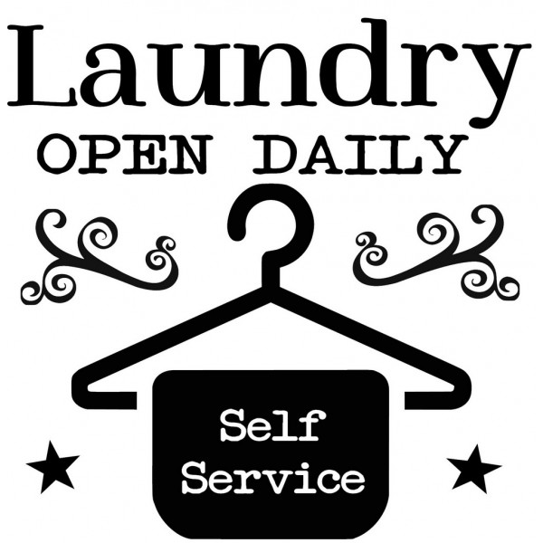 Laundry Open Daily-tarra