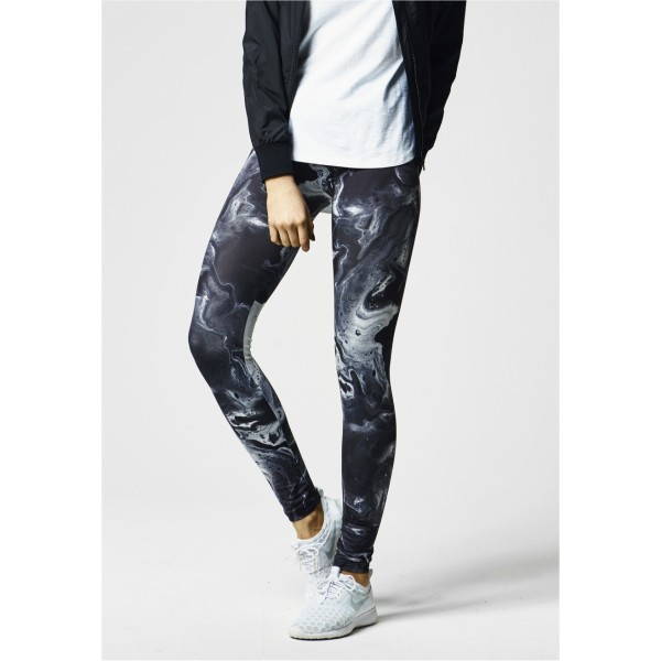 Urban Classics Ladies Smoked Marple leggings