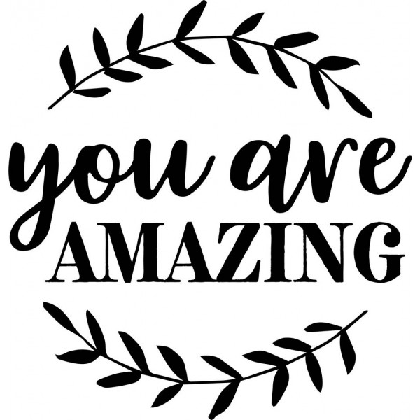 You Are Amazing-tarra