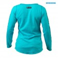Better Bodies Women's Thermal l/s Turkoosi